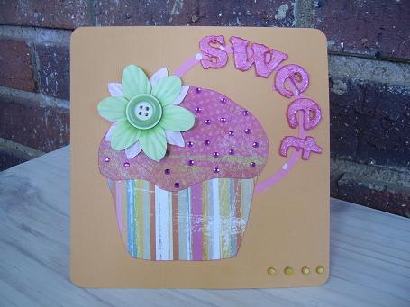 Cupcake Card No.3