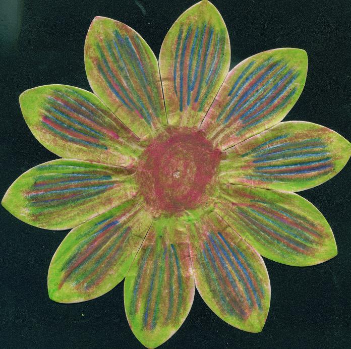 Flower After