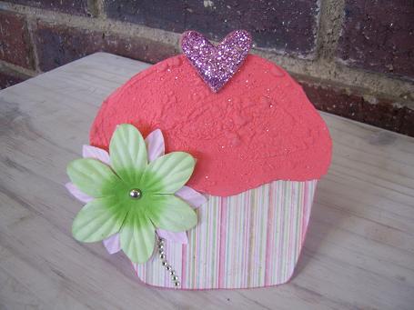 Cupcake Card No.4